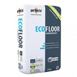 Быстротвердеющий, безусадочный наливной пол Green Line Ecofloor Dustfree 25 кг