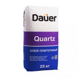 Клей для мрамора, гранита, декоративного камня Dauer Quartz 25 кг