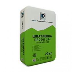 Шпатлевка полимерная Профи LR+ De Luxe 20 кг