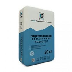 Гидроизоляция обмазочная Водостоп De Luxe 20 кг