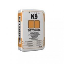 Монтажная кладочная смесь Litokol Betonkol K9 25 кг Белая