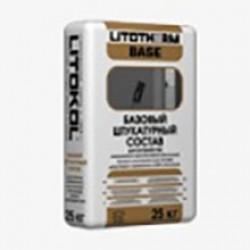 Базовый штукатурный состав Litokol Litotherm Base 25 кг