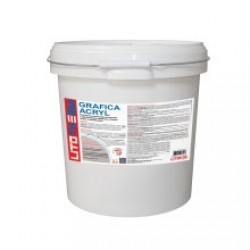 Декоративная акриловая штукатурка Litokol Litotherm Grafica Acryl (1,5 мм) 25 кг