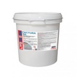 Декоративная силиконовая штукатурка Litokol Litotherm Factura Sil (1,5 мм) 25 кг