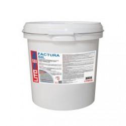 Декоративная силиконовая штукатурка Litokol Litotherm Factura Sil (2,5 мм) 25 кг