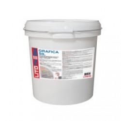 Декоративная силиконовая штукатурка Litokol Litotherm Grafica Sil (1,5 мм) 25 кг