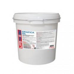 Декоративная силиконовая штукатурка Litokol Litotherm Grafica Sil (2,0 мм) 25 кг