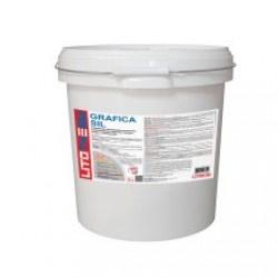 Декоративная силиконовая штукатурка Litokol Litotherm Grafica Sil (2,5 мм) 25 кг
