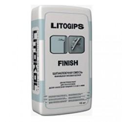 Финишная шпаклевка Litokol Litogips Finish 15 кг Белая