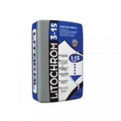 Затирка Litokol Litochrom 3-15 С.130 песочный 25 кг