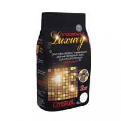 Затирка Litokol Litochrom 1-6 Luxury C.00 Белая 2 кг