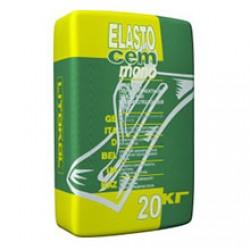 Однокомпонентная гидроизоляционная смесь Litokol Elastocem Mono 20 кг