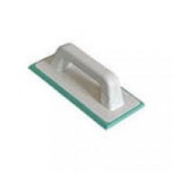 Шпатель резиновый для нанесения эпоксидной затирки 115х250 мм