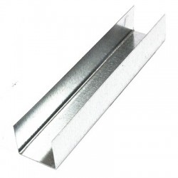 Профиль Металлист ППН 27х28х0.5 мм 3000 мм