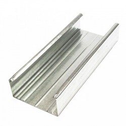 Профиль Металлист ПП 60х27х0.5 мм 4000 мм