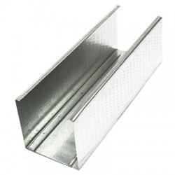 Профиль стоечный Металлист ПС-2 50х50х0.5 мм 3000 мм