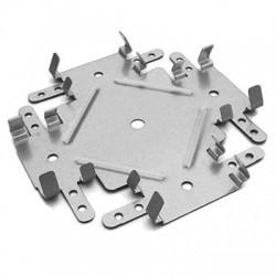 Соединитель одноуровневый Кнауф для ПП-Профилей 60х27 148x56x20х0.9 мм