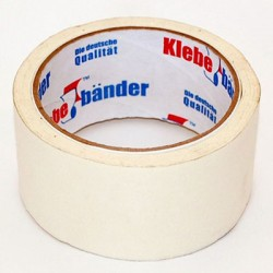 Лента Клейкая Klebebander креппированная 10000х50х0.04 мм