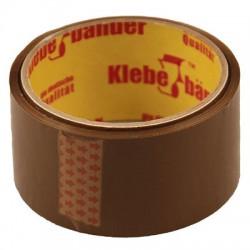Лента Клейкая Klebebander коричневая 42000х50x0,04 мм