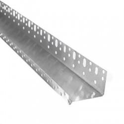 Профиль алюминиевый цокольный для утеплителя 100 мм 2500 мм