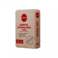 Цементно-песчаная смесь Forman М200 30 кг