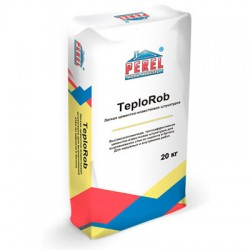 Штукатурка Perel TeploRob 0518 20 кг