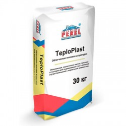 Штукатурка Perel TeploPlast 0528 30 кг