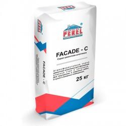 Шпатлевка Perel Facade-c 25 кг
