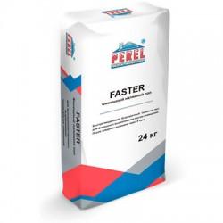 Смесь для выравнивания пола Perel NP 0732 Faster 24 кг