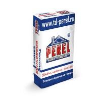 Теплоизоляционный кладочный раствор Perel TKS 2020 лето 25 кг