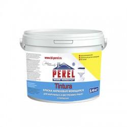 Моющаяся фасадная краска Perel Tintura 14 кг