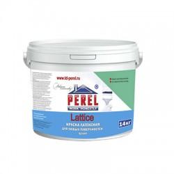 Моющаяся фасадная краска Perel Lattice 14 кг
