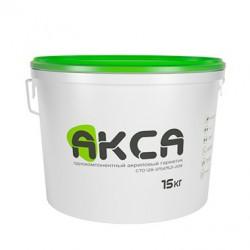 Однокомпонентный акриловый герметик Сазиласт 11 Акса 0,9 кг белый