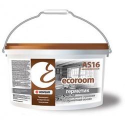 Акриловый герметик для дерева Ecoroom AS 16