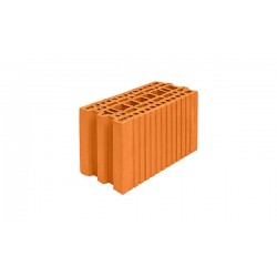 Поризованный керамический блок Porotherm 20 М100 8,99 NF