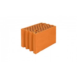 Поризованный керамический блок Porotherm 25 М100 10,53 NF