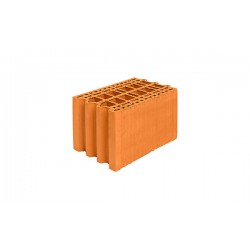 Поризованный керамический блок Porotherm 25M М100 10,53 NF