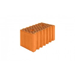 Поризованный керамический блок Porotherm 44 Green Line M100 12,35 NF