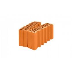 Доборный элемент 1/2  к керамическому блоку Porotherm 38 M100 10,67 NF