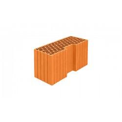 Поризованный керамический угловой блок Porotherm PTH44R  М-100 9,14NF